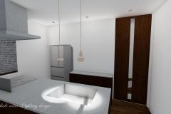 キッチン照明2